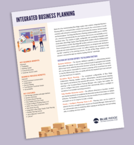 integrated-business-planning-software
